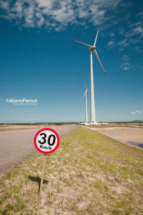 Fabiano Panizzi Fotógrafo Fotografia Parque Eolico Publicidade