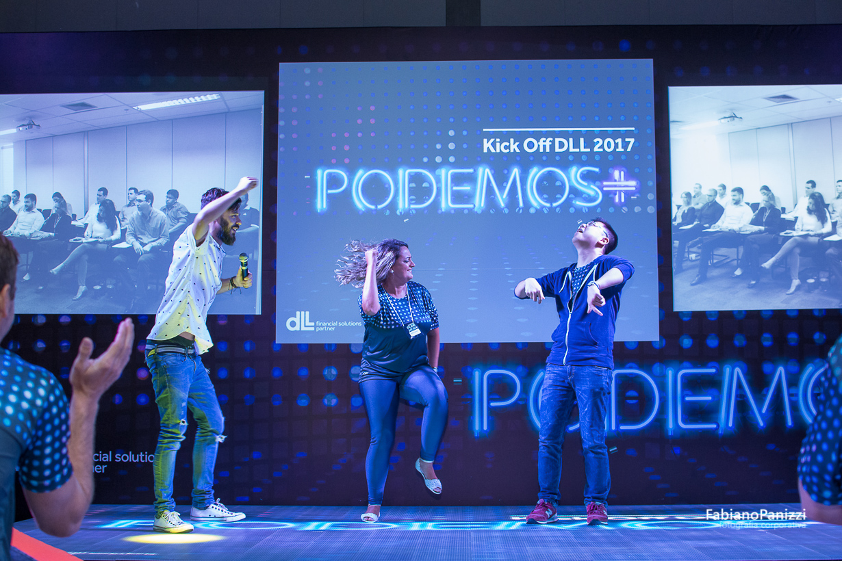 DLL  – Evento Podemos+