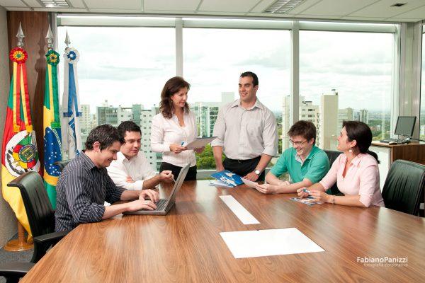 Fotografia Institucional para o Banco DLL.