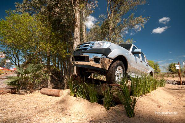 Ford - Durante a Expointer em Esteio-RS.