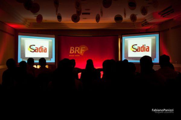 Evento corporativo BRF.