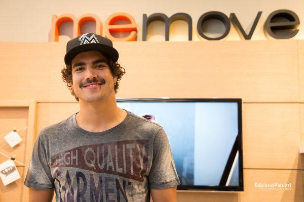 Caio Castro para a MeMove.