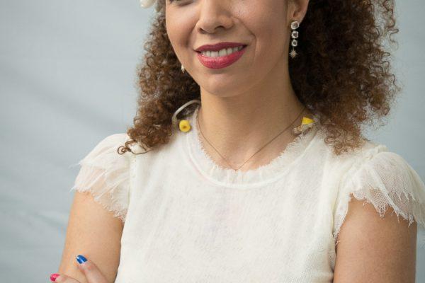 Vanessa Da Mata durante o Concerto Zaffari.