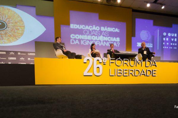 Forum da Liberdade.