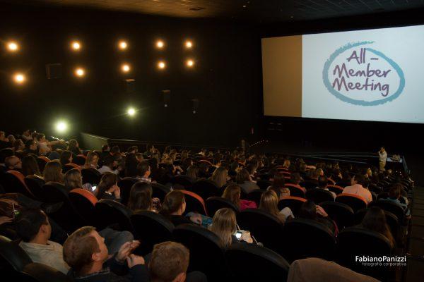 Evento DLL no Espaço Itau Cinemas.