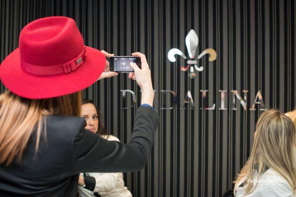 Inauguração loja Dudalina Iguatemi.