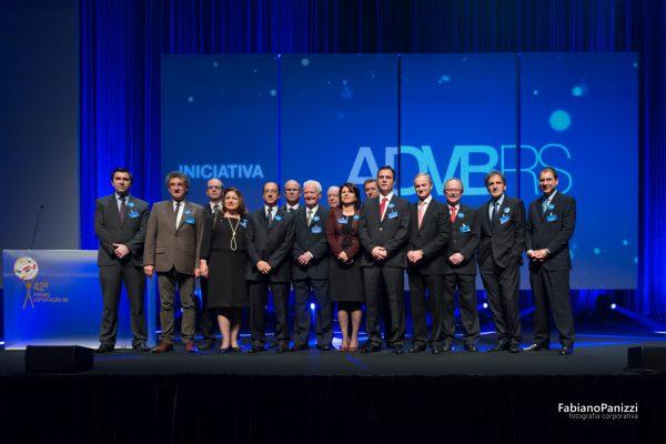 Prêmio Exportação ADVB no Teatro do Bourbon Country