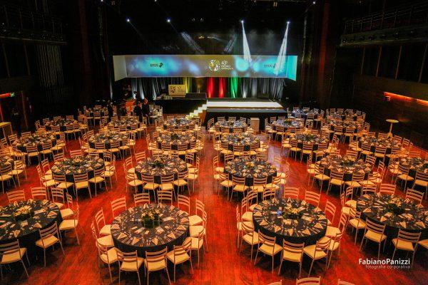 Prêmio Exportação da ADVB no Teatro do Bourbon Country.