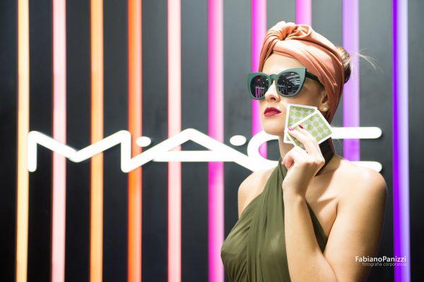 Inauguração loja MAC Iguatemi.