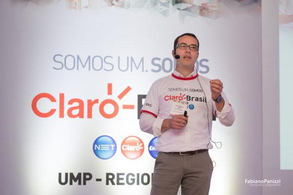 Evento para CLARO no Hotel Paza São Rafael.