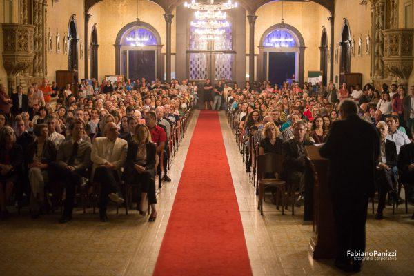 Trabalho para a BRASKEM: entrega da reforma da Igreja das Dores.