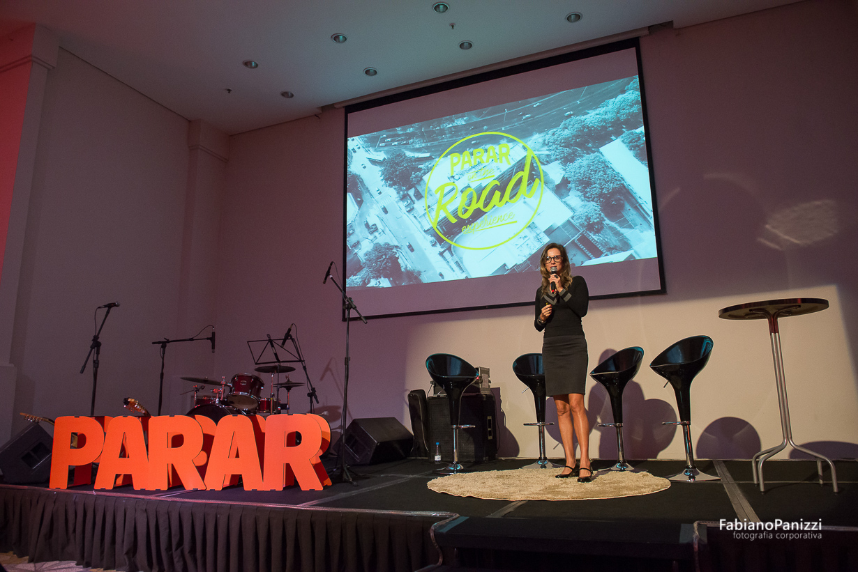 On The Road – Evento Parar